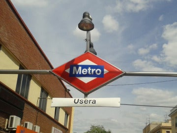 Parada de Metro de Usera