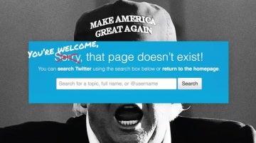 Campaña de Crowdfunding para comprar Twitter y echar a Trump