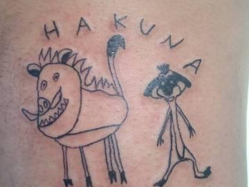 La peor tatuadora del mundo
