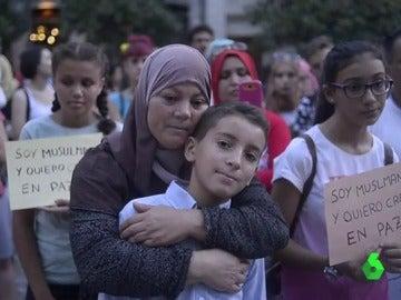 Concentración musulmana