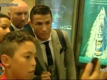 La enigmática respuesta de Cristiano Ronaldo cuando le preguntan por su renovación