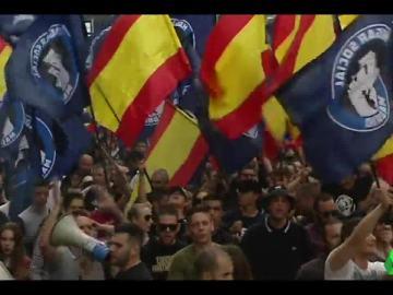 Manifestación de Hogar Social en Madrid