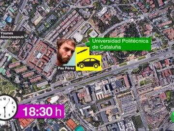 Reconstrucción del fatídico día de los atentados en Barcelona y Cambrils