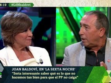 Joan Baldoví, portavoz de Compromís en el Congreso