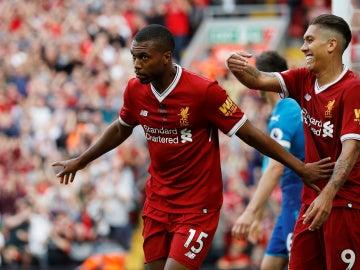 El Liverpool frente al Arsenal