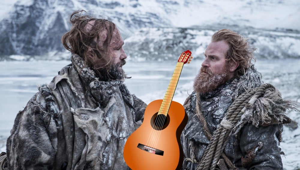 Hound y Tormund de 'Juego de Tronos' cantan a dúo