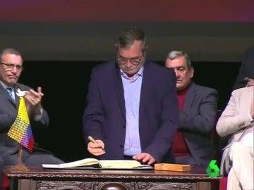 Las FARC inician su etapa como partido político en un congreso fundacional en Bogotá