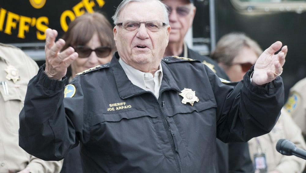Joe Arpaio, ex sheriff de Arizona