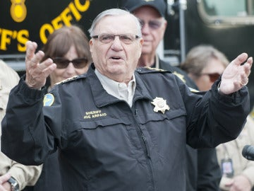 Joe Arpaio, ex sheriff de Arizona