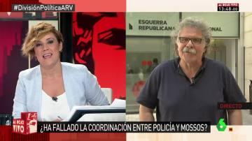 Joan Tardà responde en Al Rojo Vivo
