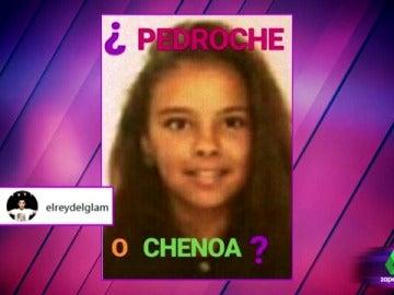 ¿Es Cristina Pedroche o Chenoa?