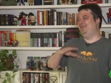 Manuel Bartual, humorista y escritor
