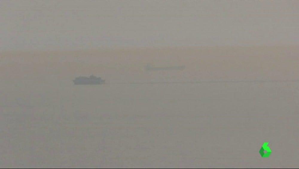 Neblina tóxica en Reino Unido