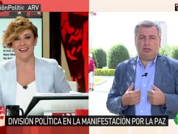 Jordi Xuclà en Al Rojo Vivo