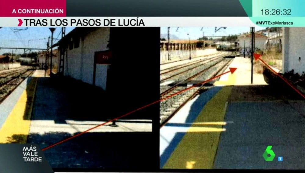 4.200 metros analizados y las imágenes de tres cámaras de seguridad: sigue abierta la investigación sobre los últimos pasos de Lucía vivar