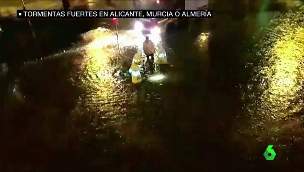 Inundación en Plasencia