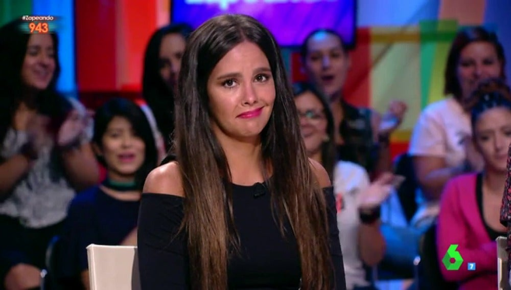 Cristina Pedroche vuelve de vacaciones