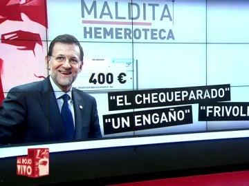 Así definía el Plan Prepara el Gobierno de Rajoy