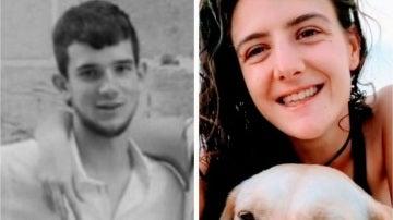 Los jóvenes del Maresme desaparecidos en el pantano de Susqueda