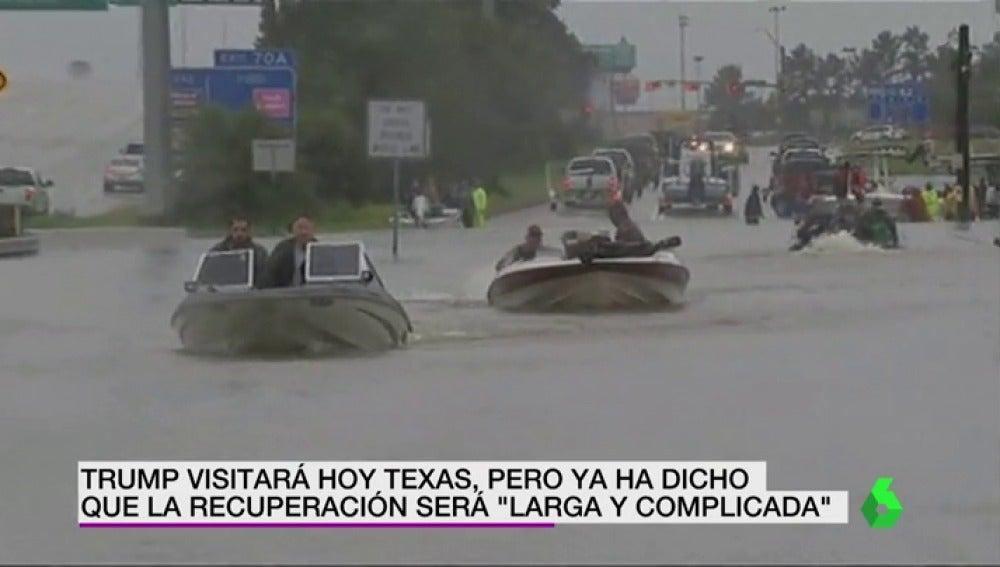 58 la sexta tv el huracán harvey cobra fuerza ante las costas de