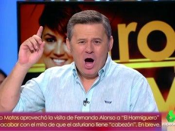 """Miki Nadal enseña a Cristina Pardo cómo retransmitir dos ruedas de prensa simultáneas: """"¡Atención porque hay frase de Rajoy!"""""""