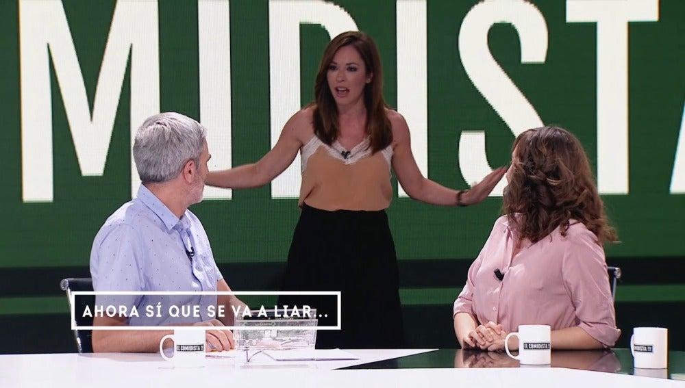 Mamen Mendizábal en El Comidista TV