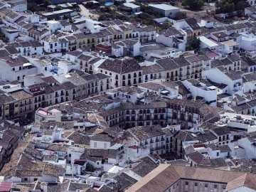 Vista de la localidad de Archidona (Málaga)