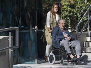 El padre de Ignacio González declara sobre el supuesto blanqueo de su hijo