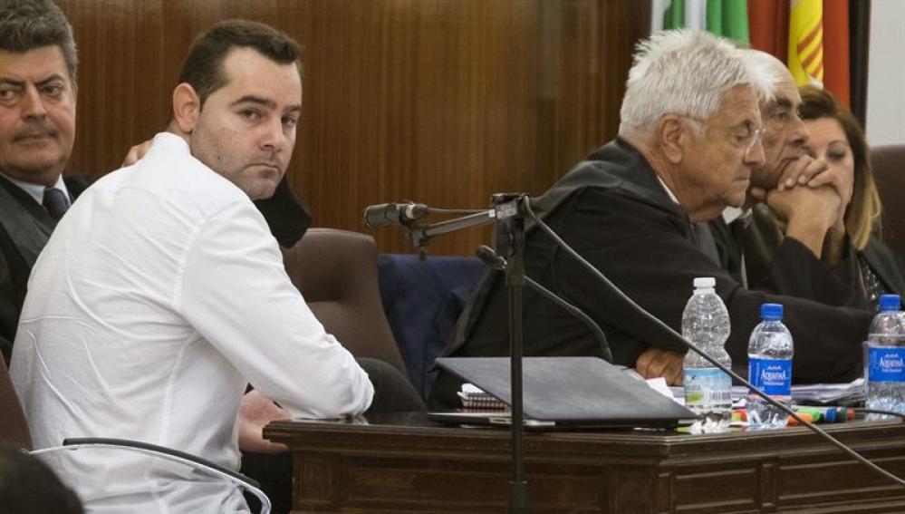 F.J.M., el único acusado de la muerte de una niña de 8 años y de su padre en una vivienda de Almonte