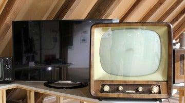 Evolución de las pantallas