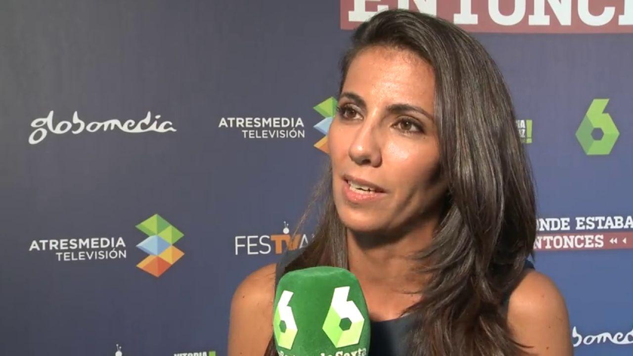Ana Pastor presenta 'Dónde estabas entonces' en el FesTVal