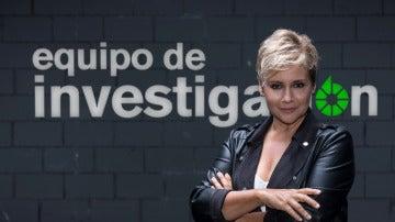 Gloria Serra estrena la séptima temporada de Equipo de Investigación