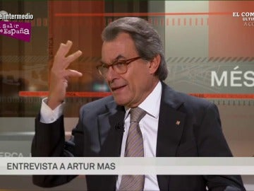 Artur Mas en El Intermedio