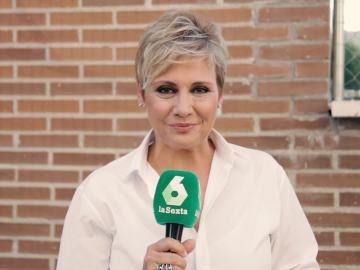 Gloria Serra, presentadora de Equipo de Investigación