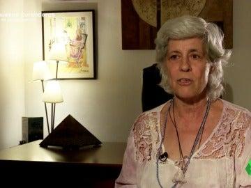 María Teresa Ilari, la doctora que dice curar el cáncer recetando medio litro de agua de mar al día