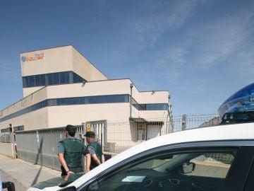 Imprenta ubicada en un polígono industrial de Constantí (Tarragona)