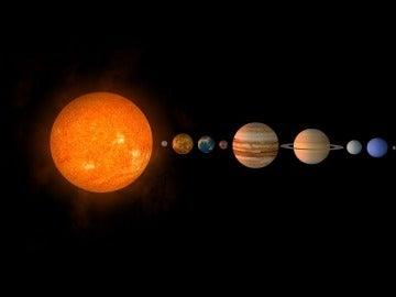 Cuando eran 9 planetas