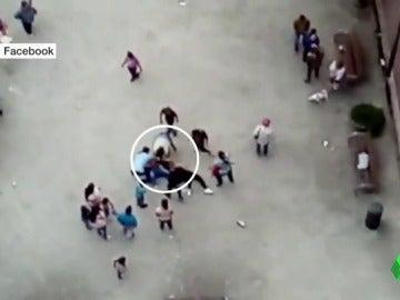 La policía refuerza su presencia en Sestao para evitar las continuas peleas entre dos familias