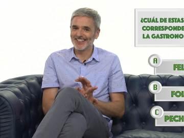 El test gastronómico de El Comidista TV