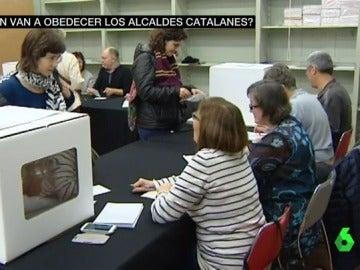 Votación del 9N en 2014