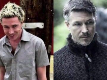 El antes y el después de los personajes de Juego de Tronos que te dejará con la boca abierta