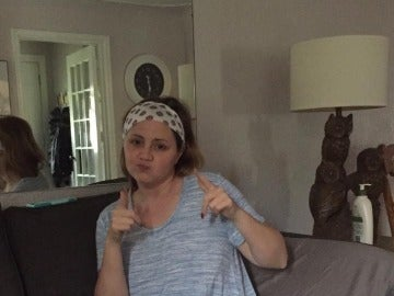 Carrie DeKlyen, la mujer que no se sometió a quimioterapia para salvar a su bebé