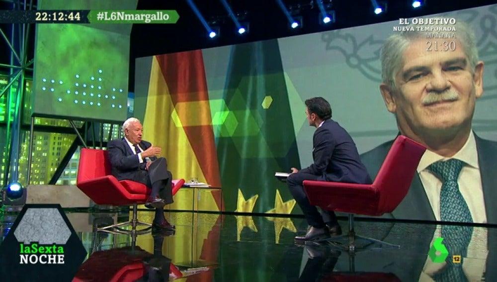 """Margallo, sobre las vacaciones de Dastis en la casa del embajador de Ecuador: """"Es su residencia privada"""""""