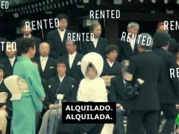Una empresa española ofrece amigos y parientes de alquiler por 250 euros