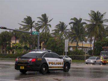 Imagen de archivo de un coche de Policía en Florida