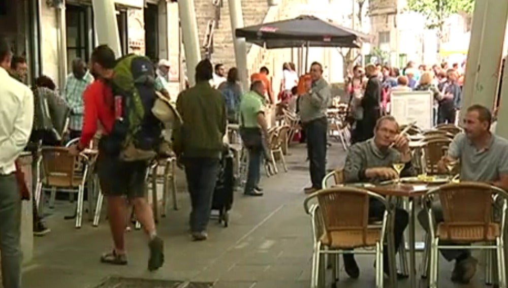 """La Xunta expedienta a más de una decena de negocios de Vigo por """"inflar"""" los precios a los turistas"""