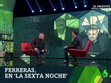 """Antonio García Ferreras desvela el origen de la mítica frase """"más periodismo"""" que usa en Al Rojo Vivo"""