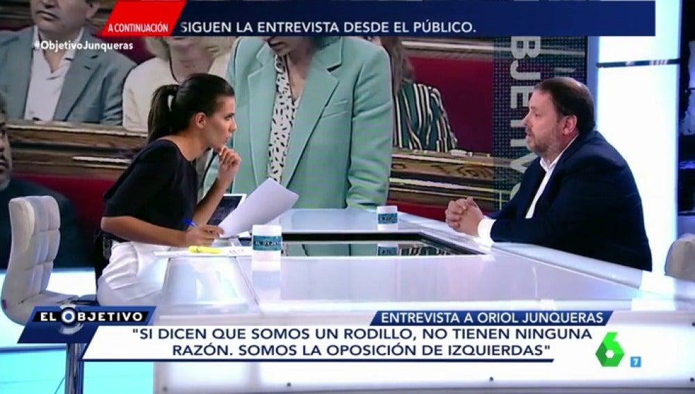 """El mensaje de Oriol Junqueras a Rajoy: """"Le estamos muy agradecidos por su esfuerzo para convencer a los españoles de ejercer su derecho al voto"""""""