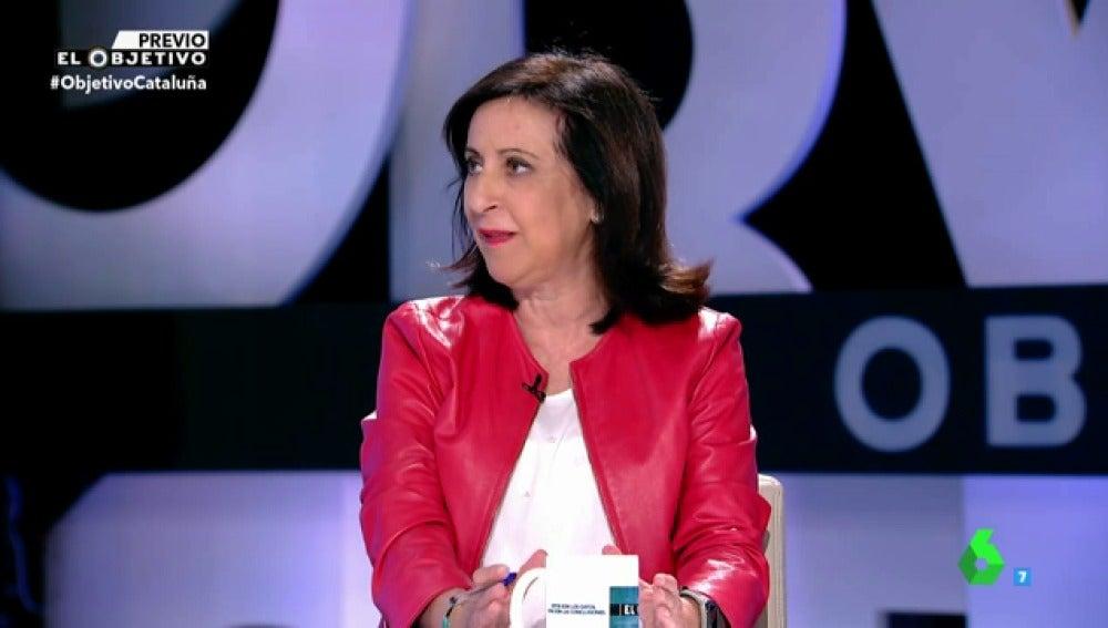Margarita Robles en El Objetivo