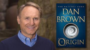 Dan Brown, autor de 'Origen'